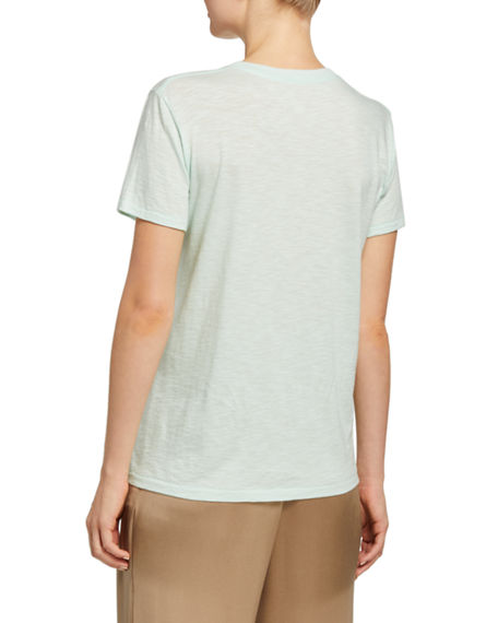Image 2 of 2: Vince Short-Sleeve Swing Tee