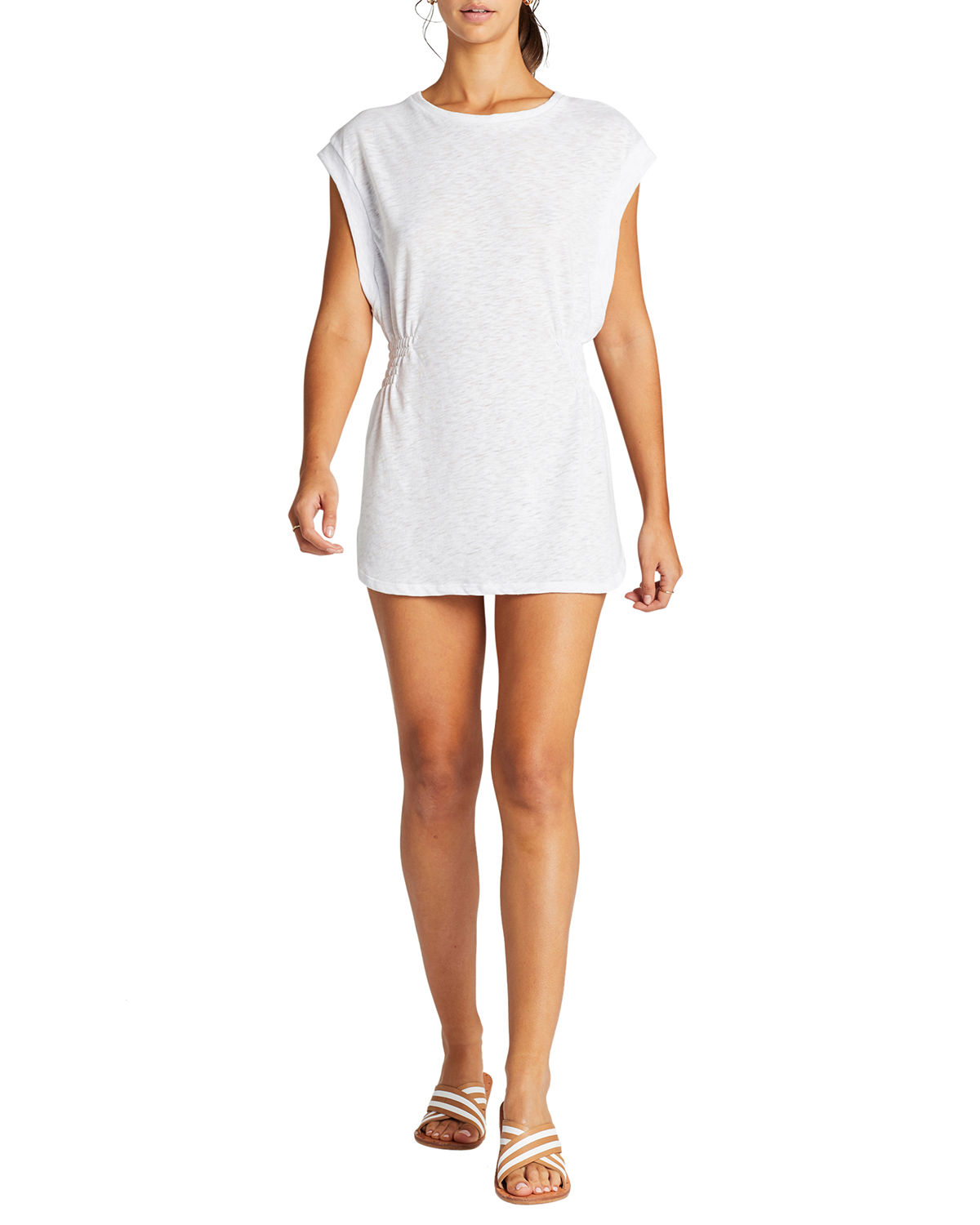 Vitamin A SWAMI SLEEVELESS COVERUP TUNIC