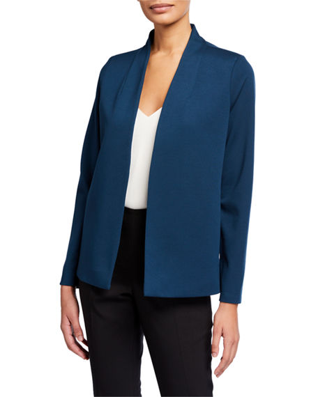 Eileen Fisher Ponte Travel Jacket
