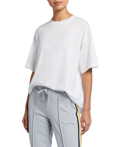 Classic Jersey Oversized Tee
