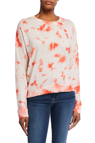 Lisa Todd The Spritz Tie Dye Sweater
