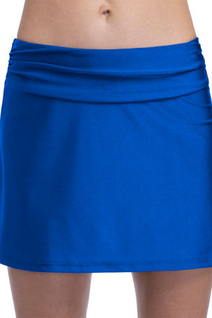 Profile by Gottex Satin Nights Coverup Skirt