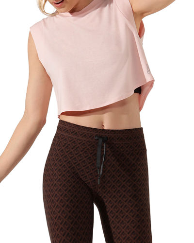 Move Easy Cropped Tank