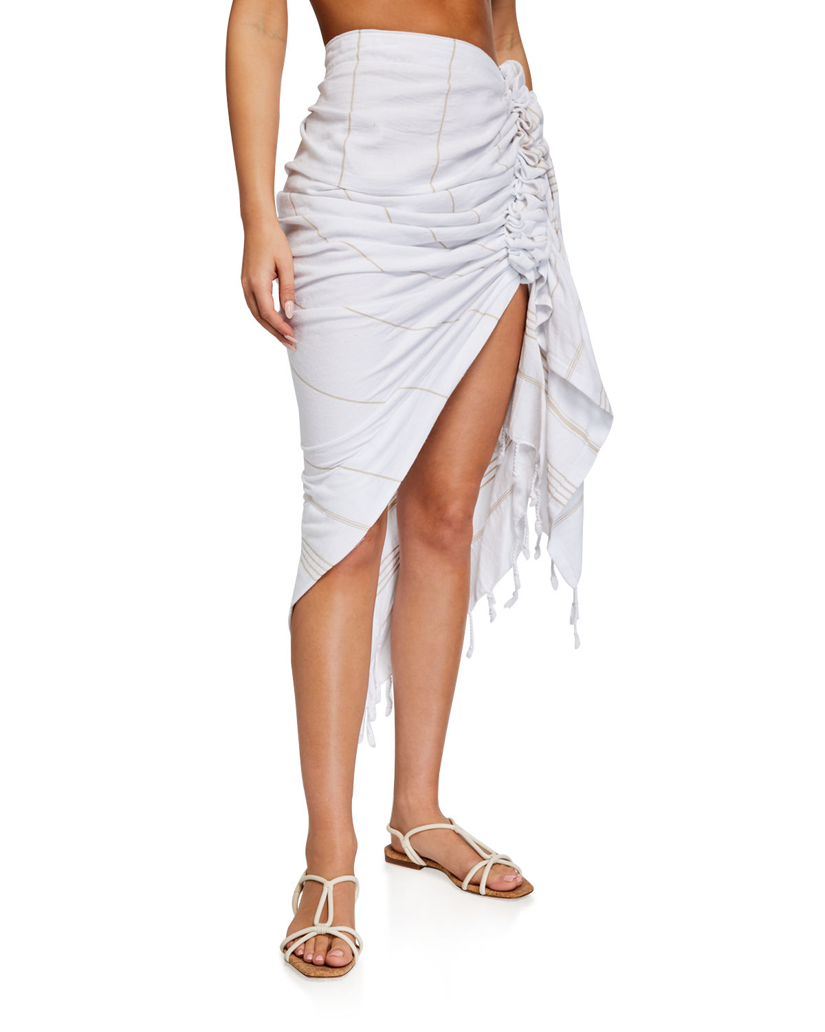 Tulum Ruched Coverup