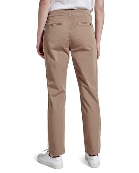 Image 3 of 4: Current/Elliott The Side Stripe Confidant Chino Pants