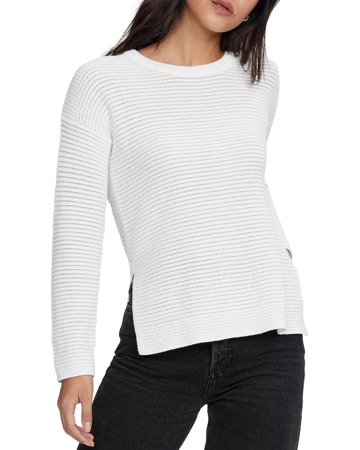 Paige Scoop-Neck Pullover
