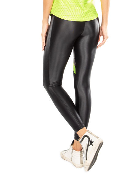 Image 2 of 3: Koral Dynamic Duo Infinity High-Rise Athletic Leggings