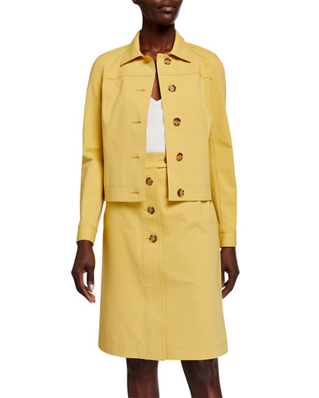 Lafayette 148 New York Donna Fundamental Stretch Jacket