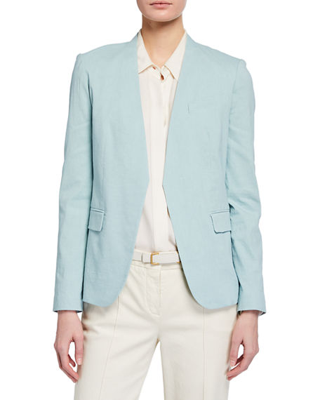 Theory Open-Front Staple Jacket