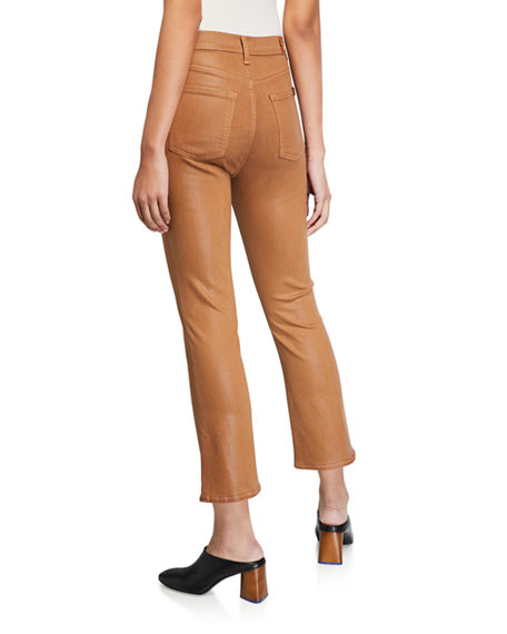 Image 2 of 3: 7 for all mankind High-Waist Slim Kick Flare Jeans