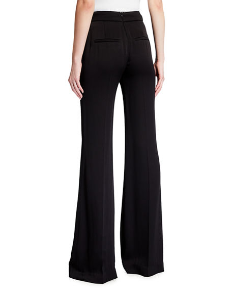 Image 2 of 3: Veronica Beard Romily High-Rise Pants