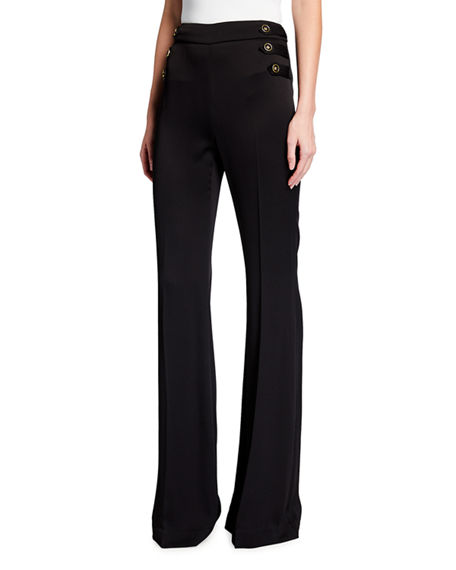 Image 1 of 3: Veronica Beard Romily High-Rise Pants