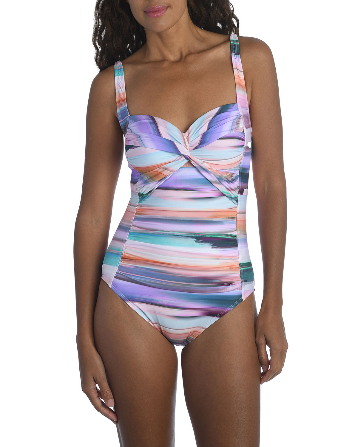 Ocean Tides Mio Molded One-Piece Swimsuit