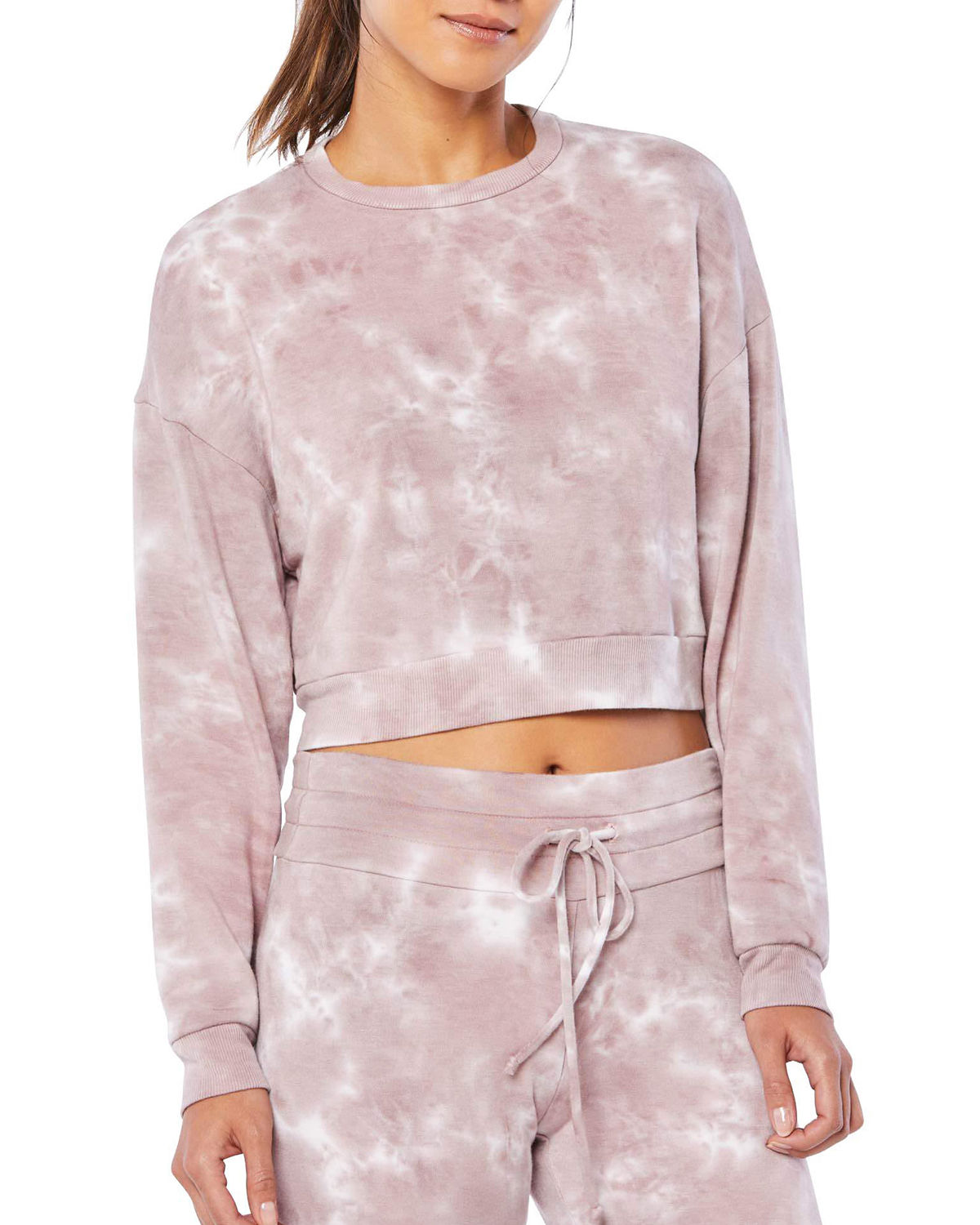 Day to Day Tie-Dye Pullover