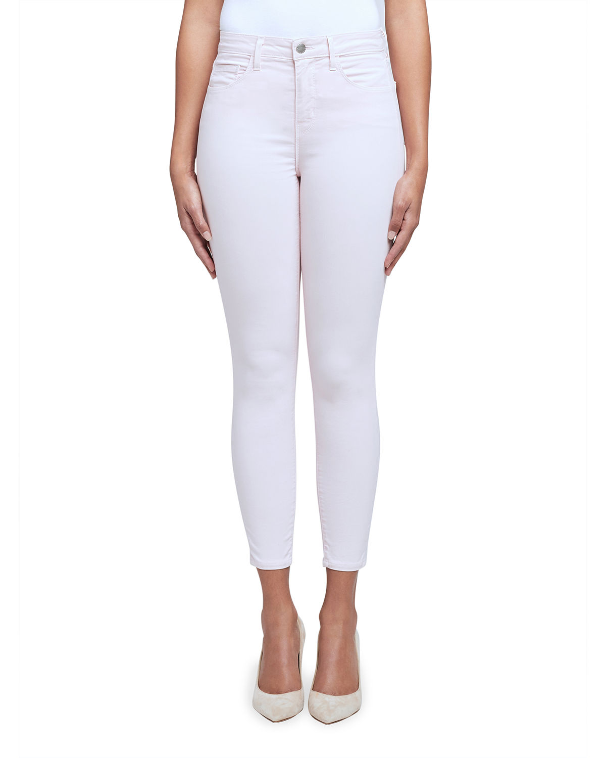 L Agence MARGOT HIGH-RISE SKINNY JEANS