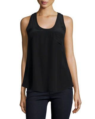 Joie Alicia Racerback Pocket Tank