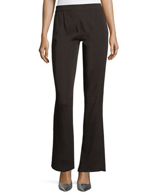 Image 1 of 2: Casey Boot-Cut Pants, Petite