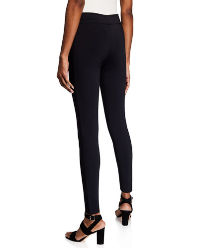 Chiara Boni La Petite Robe Colombe Ankle-Length Leggings
