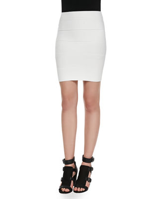 BCBGMAXAZRIA Simone Bandage Pencil Skirt