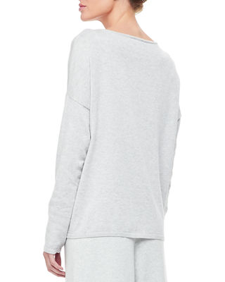 Image 2 of 2: Sequin Dolman Sleeve Sweater, Petite