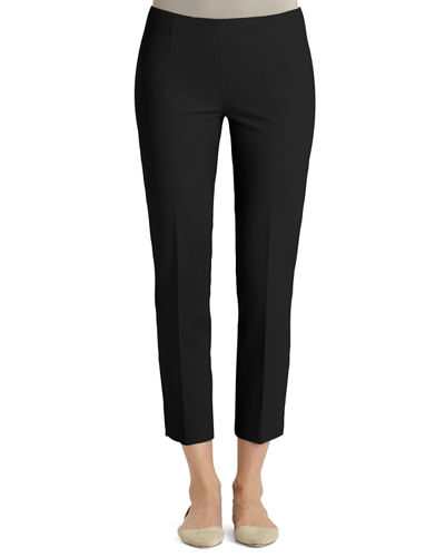 Lafayette 148 New York Jodhpur Cloth Cropped Pants