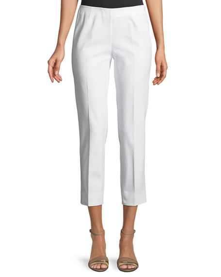 LAFAYETTE 148 JODHPUR CLOTH CROPPED PANTS