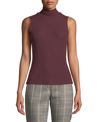 74bca44364c Quick Look. Theory · Wendel Sleeveless Knit Top