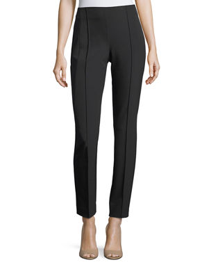 bcab338ea27 Lafayette 148 New York Gramercy Acclaimed-Stretch Pants