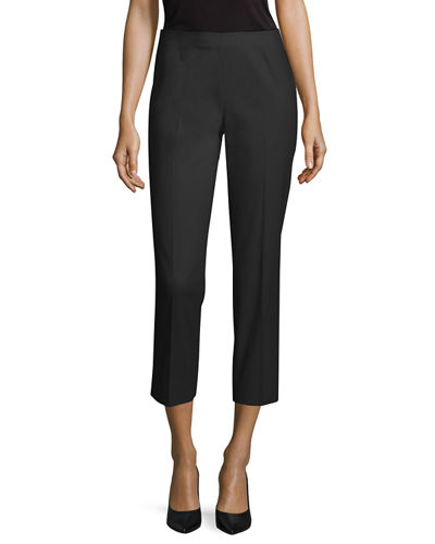 Lafayette 148 New York Stanton Cropped Pants