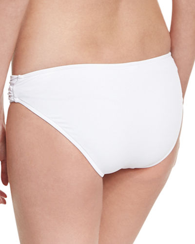 Seafolly Twist-Band Hipster Swim Bikini Bottom