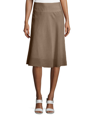 Summer Fling Linen-Blend Skirt