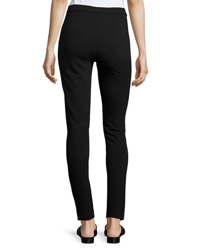 Plus Size Stretch-Jersey Leggings