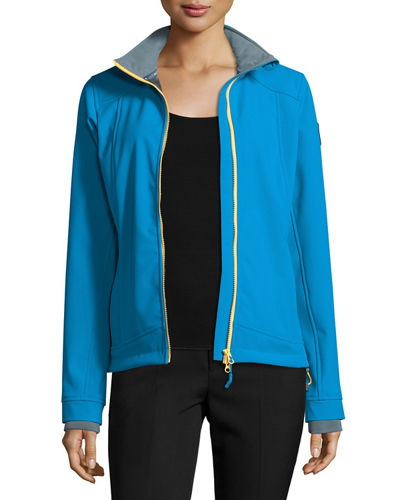 Brace Bridge Zip-Front Jacket