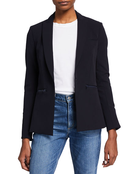 Veronica Beard Bi-Stretch Scuba Jacket