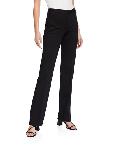 Riley Plant Fashion Slim Trousers