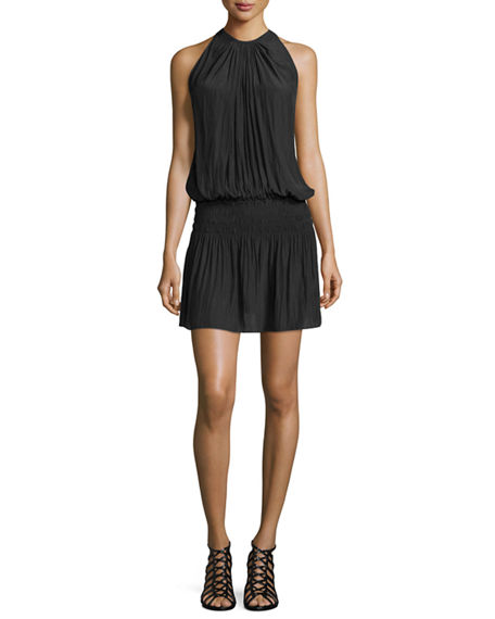 Discount Classic Outlet Cost Ramy Brook Silk Knee-Length Dress WHME1tVYpT