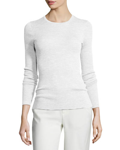 Mirzi Refine Ribbed-Knit Sweater