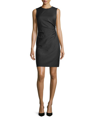 Theory Jorianna Continuous Stretch Sheath Dress