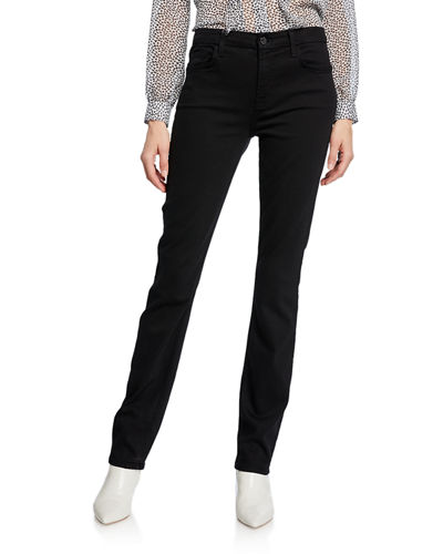 Riche Touch Slim Straight Jeans