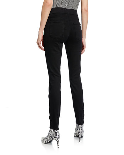Riche Touch Comfort Skinny Ankle Jeans