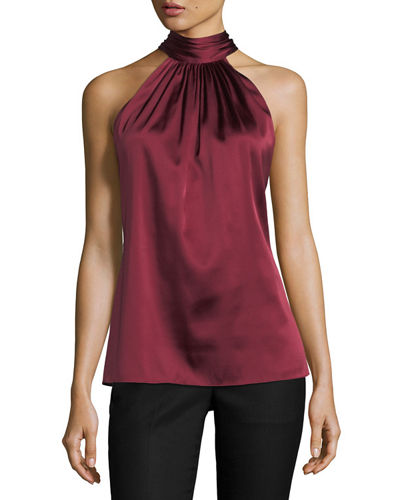 Ramy Brook Paige Halter Top