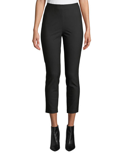 b4a570efbe39d Black Stretch Leggings | Neiman Marcus