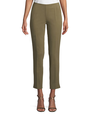 Lafayette 148 New York Fundamental Bi-Stretch Stanton Cropped