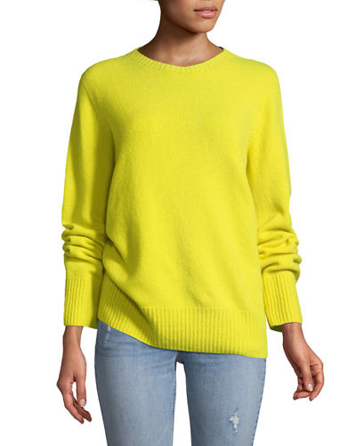 Sibel Wool-Cashmere Sweater