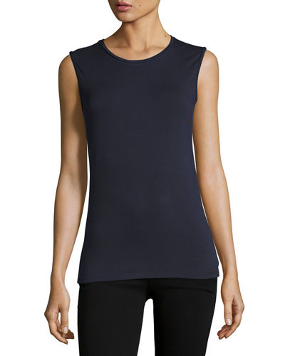 Majestic Paris for Neiman Marcus Soft Touch Sleeveless