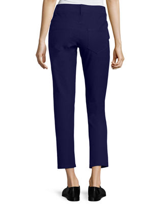 Image 2 of 3: Jeannot Five-Pocket Ankle Pants