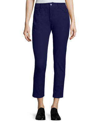 Image 1 of 3: Jeannot Five-Pocket Ankle Pants