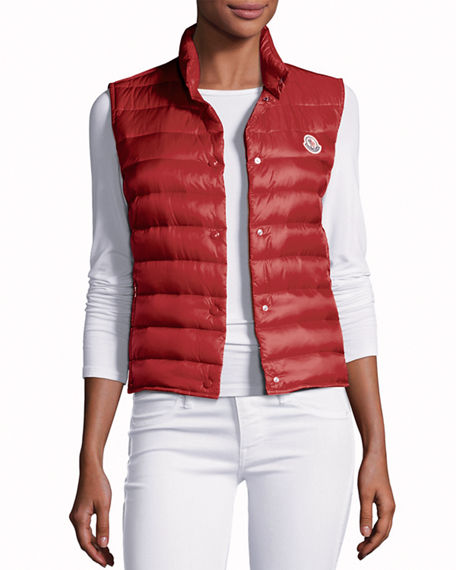 moncler Gilets RED