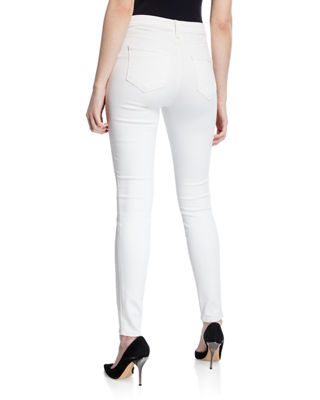 Image 2 of 4: Margot High-Rise Skinny-Leg Ankle Jeans