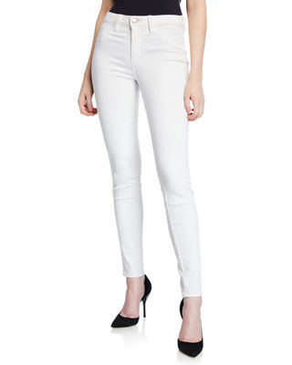 Image 1 of 4: Margot High-Rise Skinny-Leg Ankle Jeans